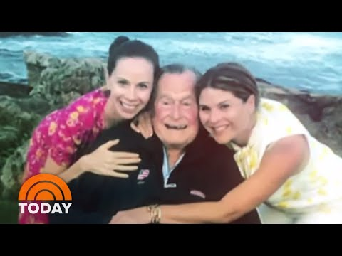 Jenna Bush Hager, Barbara Bush On Favorite Memories Of George H.W. Bush | TODAY