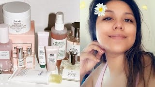 HUGE SKINCARE GIVEAWAY + SUMMER SKINCARE ROUTINE