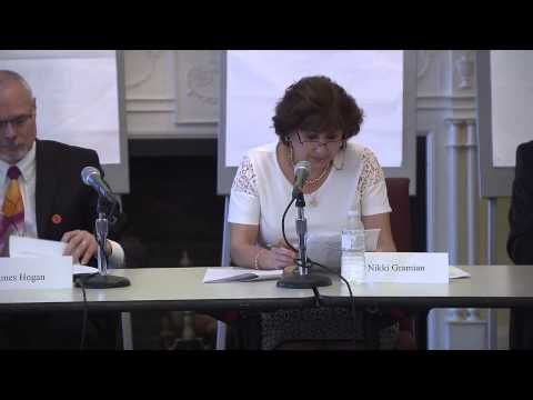 Freedom of Information Act (FOIA) Advisory Committee Meeting - April 21, 2015 - Part 1 of 2