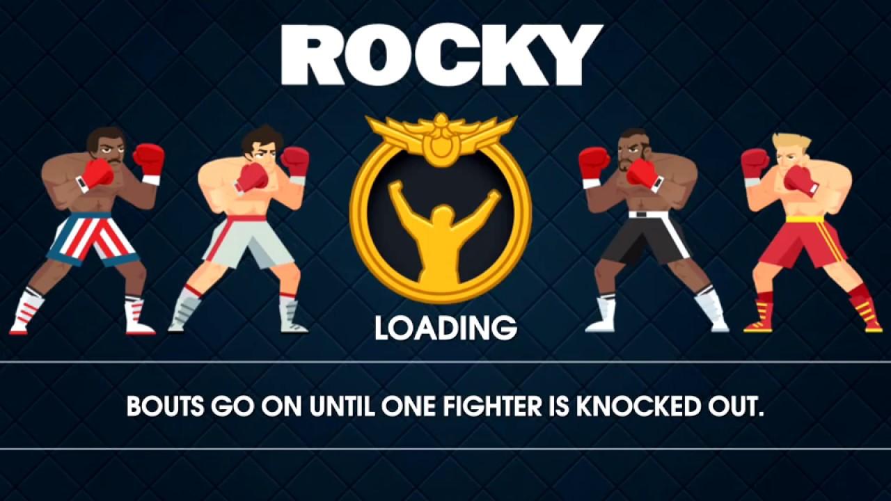 rocky versus