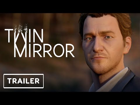 Twin Mirror Trailer | Summer of Gaming