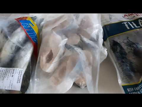 STARVING FISH  || FISH  HAUL || TILAPIA , BASA ,SARDINES