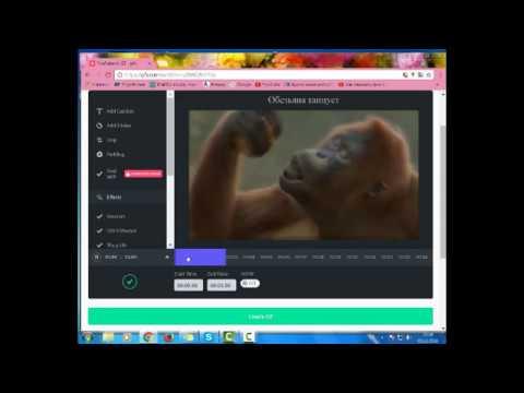 Как сделать гифку (gif) из видео онлайн – YouTube