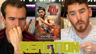 Bhaag Milkha Bhaag Trailer REACTION!!