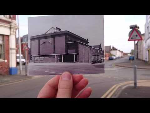 Remember The Queens Hall Widnes