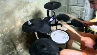 Torso Of The Week (Everything Everything) Drum cover