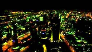 124th floor of Dubai Burj Al Khalifa.AVI