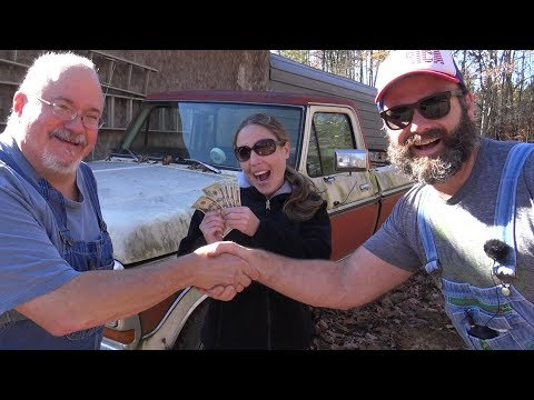 Craigslist Pickup Truck Unbelievably Cheap! Scam? Too Good To Be True?? Will It Run?? We Bought It!!