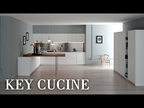 Key Cucine – Итальянские кухни – CUCINE.RU