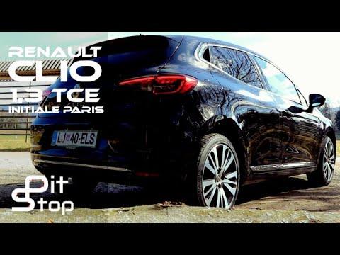 2020 Renault Clio 1.3 TCe Initiale Paris - A Luxury Clio?