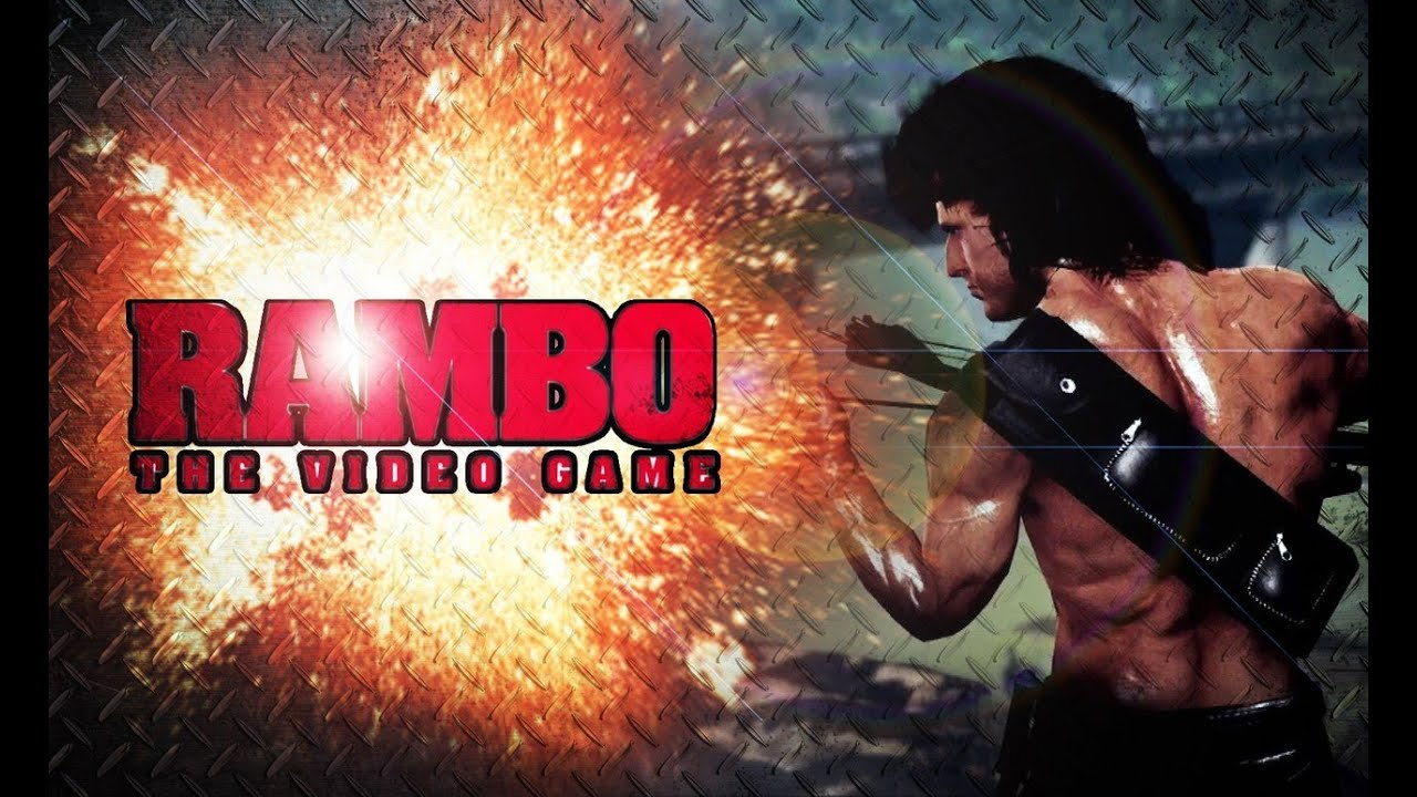 Мнение о Rambo The Video Game