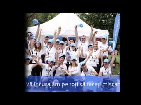 Affidea Romania runs for Health