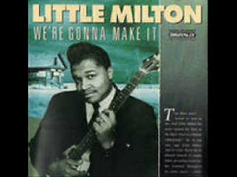 Little Milton / Blind Man