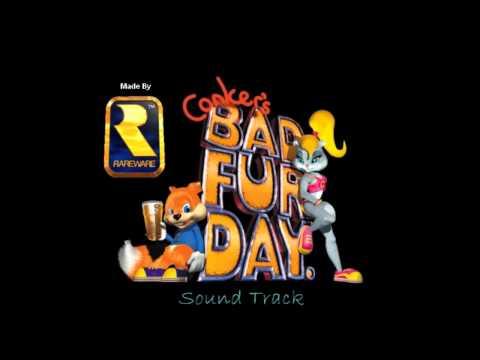 [Music] Conker's Bad Fur Day - Elevator Music