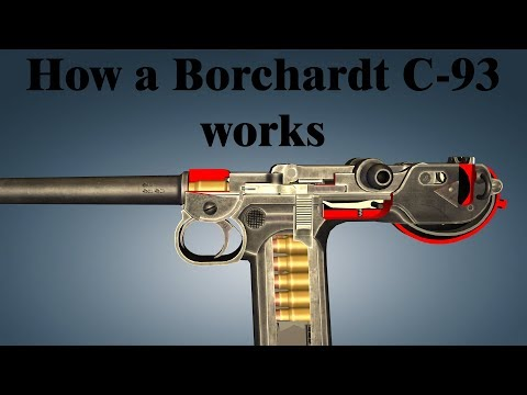 How a Borchardt C-93 works