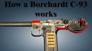 How a Borchardt C-93 works