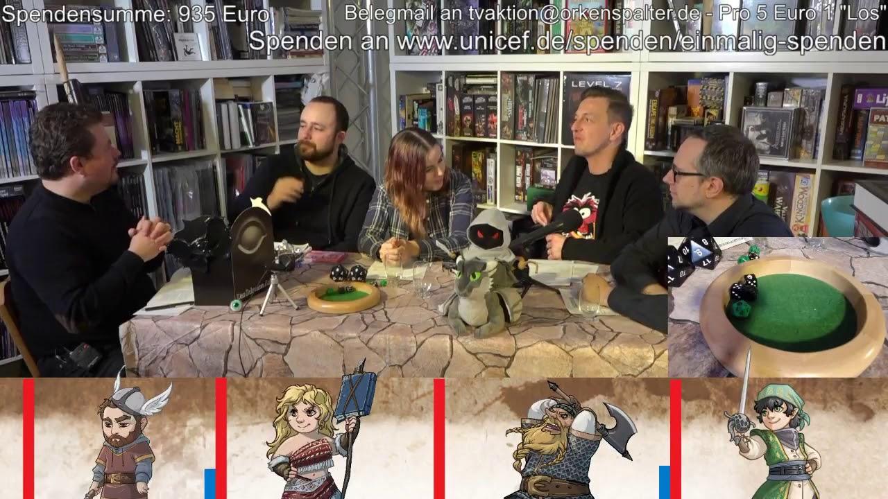 Lets Play DSA1: Unter dem Nordlicht -  Teil 2 (Teil des Weihnachts-Charity-Livestreams)