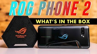 ASUS ROG Phone II unboxing and hands-on