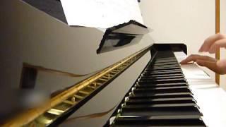 弾いてみた ピアノ 大空で抱きしめて 宇多田ヒカル サントリー天然水CM曲 フルバージョン