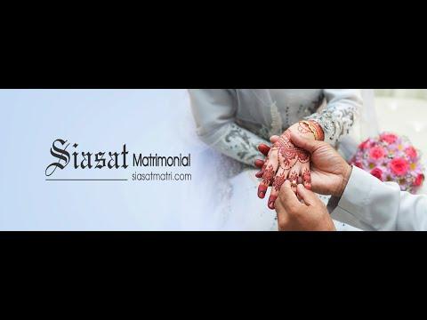 Siasat Matrimony from Hyderabad, A Muslim Matrimonial Website