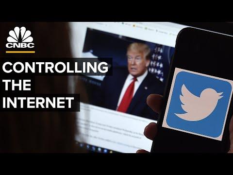 How Facebook And Twitter Regulate Free Speech