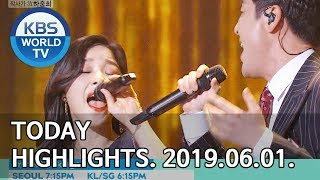 Today Highlights-Gag Concert/Immortal Songs 2/Mother of Mine E37-38[2019.06.01]