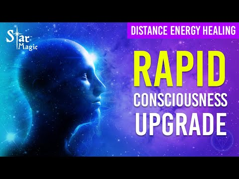 Distance Healing (JERRY SARGEANT) Consciousness Upgrade & 5D Blueprint Download