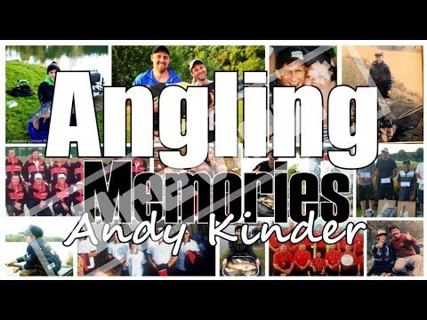 *Preview* Angling Memories With Andy Kinder  - BagUpTV - Match Fishing Interview
