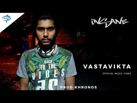 Vastavikta - iNSVNE (Prod.Khronos) | Official Music Video from YouTube · Duration:  4 minutes 3 seconds