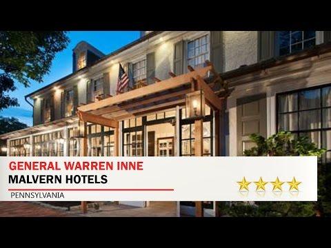 General Warren Inne - Malvern Hotels, Pennsylvania