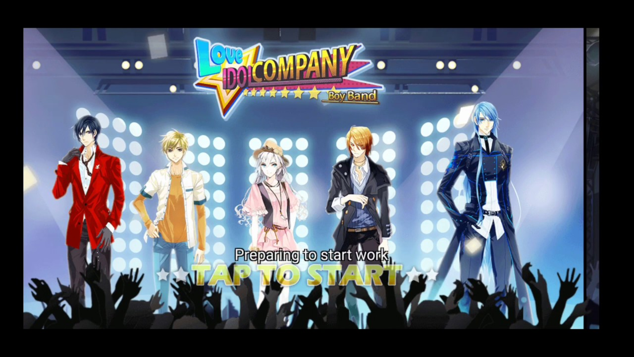 Love Idol Company Guide Review 150 Free Star Coins Youtube