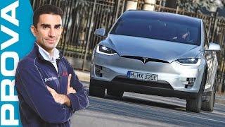 Tesla Model X | La prova su strada
