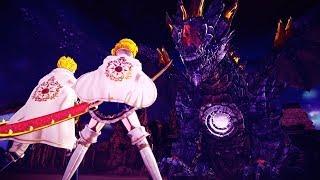 Fire Emblem Warriors (ENG) - Story Mode | Endgame: Chaos Dragon Velezark (Hard/Classic)
