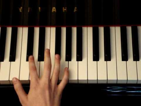 Die Dur- und Moll-Dreiklänge - Musiklehre am Klavier