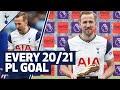 Golden Boot winner!   EVERY 2020/21 Harry Kane Premier League goal!