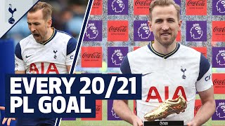 Golden Boot winner! | EVERY 2020/21 Harry Kane Premier League goal!