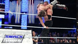 Daniel Bryan vs. Kane – Casket Match: SmackDown, January 29, 2015