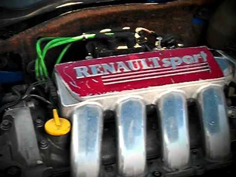RenaultClubtr 4 Mart Kafes Garden Buluşması (8) 34 TT 0037 CLİO RS Motoru