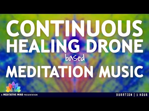 Deep Continuous Healing Drone Music for Meditation & Yoga | Meditation Music @432Hz | M16GM1112