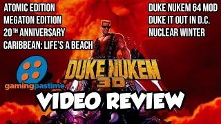 Duke Nukem 3D & Duke Nukem 64 Mod Video Review
