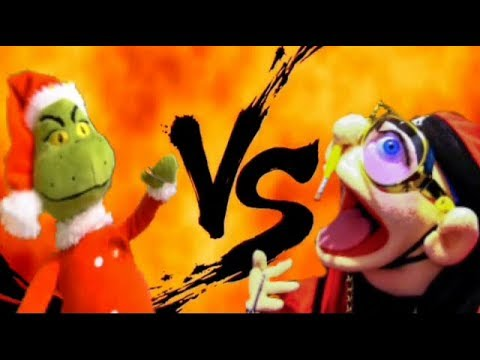 JEFFY RAP VS. GRINCH RAP!!!
