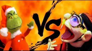 JEFFY RAP VS. GRINCH RAP!!!