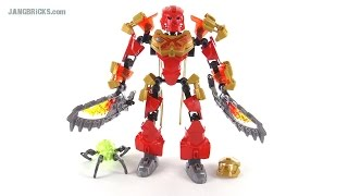 LEGO Bionicle Tahu Master of Fire review! set 70787