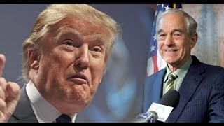 BREAKING RON PAUL position on President elect Donald TRUMP Doctrine November 14 2016
