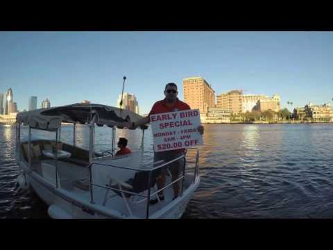 Things to Do in Tampa: Rent an eBoat