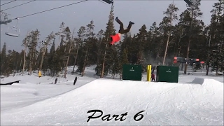 Ski Crash Compilation of the BEST Stupid & Crazy FAILS EVER MADE! Part 6