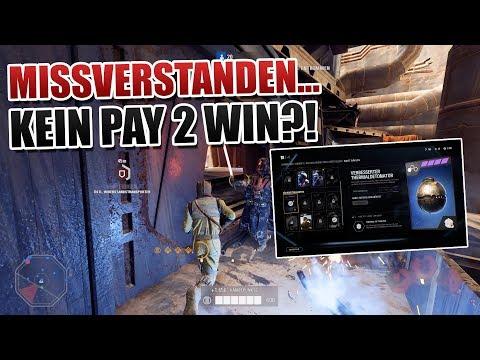 Das ist doch kein Pay 2 Win?! Star Wars Battlefront 2