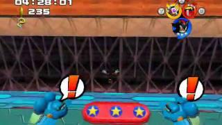 Sonic Heroes - Part 21: (Team Dark)03~Grand Metropolis/Bonus 2