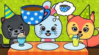 Bimi Boo Cartoon   Baby Games for 2   4 Year Olds #1