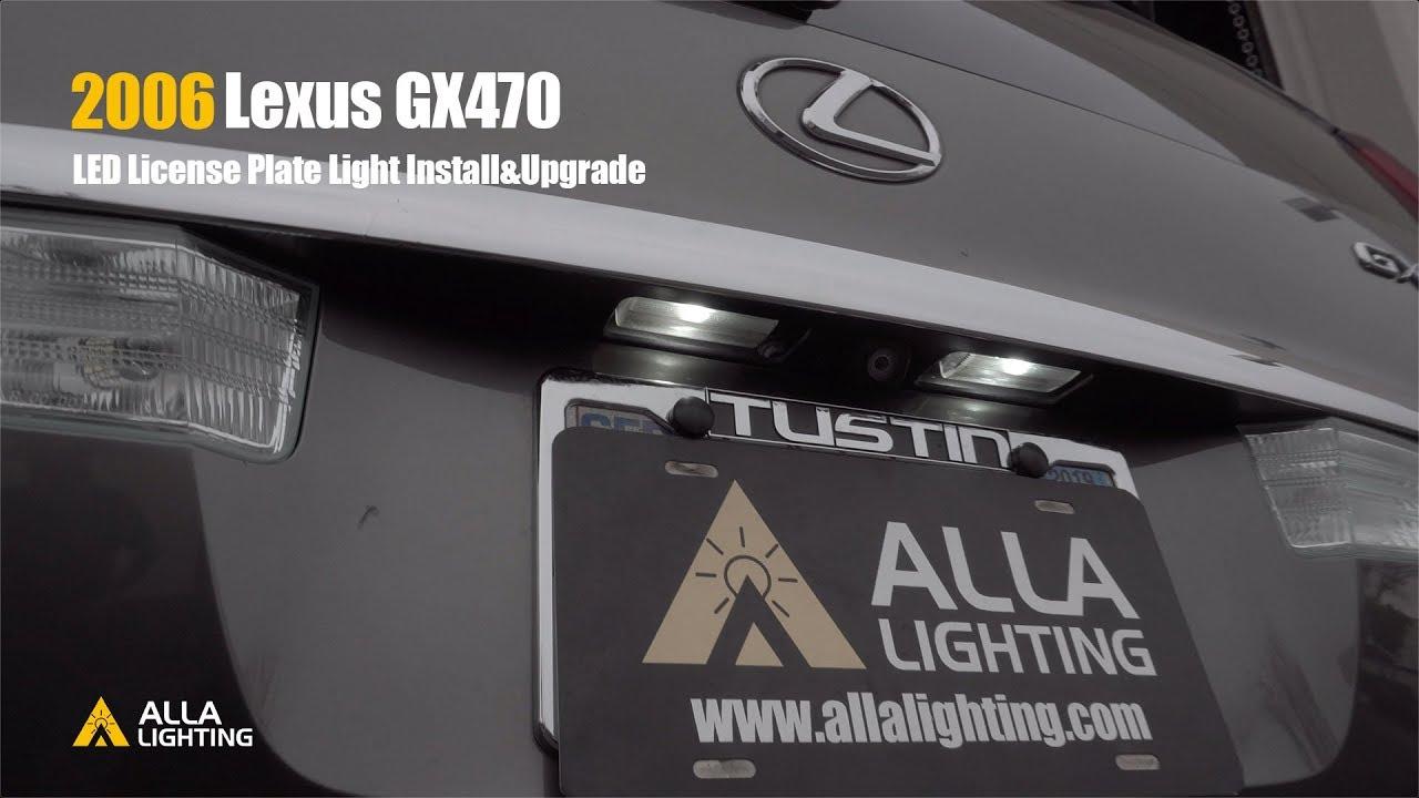 2004 lexus gx470 headlight bulb